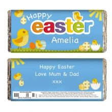 Easter Chick Choc Bar